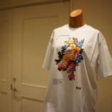 『MSGM(エムエスジーエム)フラワープリントビックシルエットTシャツ』の画像