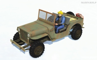 Driveables of the Commonwealth - Jeep