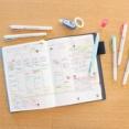 【手帳】理想の1週間とペンの使い分け