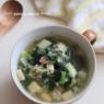 春野菜たっぷり!食べるミネストローネ(夜9時からのバランススープ)