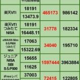 『②【9月の買い増し状況】9月26日 iDeCo、投信評価損益』の画像