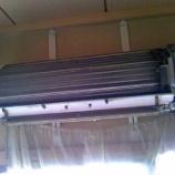 『夏場は.エアコンクリーニングの季節』の画像