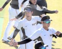 阪神2軍 若手選手フェニックス合流…前日まで参加の荒木、板山の姿は見えず