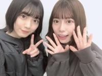 【日向坂46】これは新鮮!!貴重なツーショット画像!!