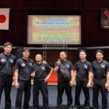 『【活動報告】7.15 PANCRASE 大阪大会で審判員業務でした!』の画像