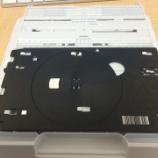 『CDレーベルの印刷 MG6330 vs EP-804A』の画像