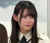 【欅坂46】日向坂発表時の芽実の複雑な表情