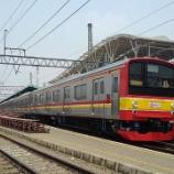 『【動画で見る鉄】205系M27編成運輸省試運転(9月12日)』の画像