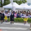 2016年横浜開港記念みなと祭国際仮装行列第64回ザよこはまパレード その25(横浜市立金沢高等学校バトントワリング部WINNERS)