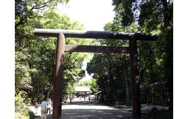 『宮崎の旅4~宮崎神宮』の画像