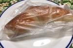 麦の大地で買ってきた『塩パン』はレンジでチンするのが美味しい!