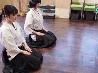 【モーニング娘。'18】加賀楓と森戸知沙希が抜刀術を学ぶコーナー来たぞ!