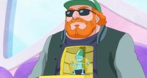 【スタートゥインクル プリキュア】第12話 感想 映画監督は宇宙人、遼じいは地球人【スタプリ】