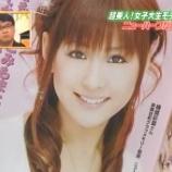 『椿姫彩菜さん最近の顔画像がヤバいwおっさん化の次は整形劣化?消えた理由は佐藤かよにポジションを奪われたから?』の画像