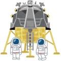 【悲報】人類さん、『月に着陸してない』疑惑wwwwwwwwww