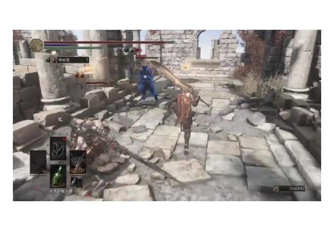 【ダークソウル3】輪の騎士の双特大めちゃくちゃ強いwwwww