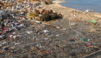 東日本大震災での不可解な現象