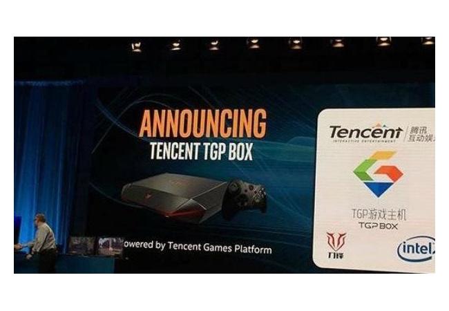 中国で新型ゲームハードを発表!名前は『TGP BOX』
