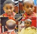悪い子には頭頂部ハゲ風のお仕置きカット、「恥ずかしい思いをさせて行動を改めさせる」 米ジョージア州理髪店