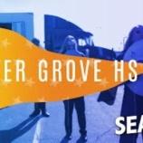 『【WGI】シンバル必見! 2019年センターグローブ高校・シンバルライン『オハイオ州デイトン』大会本番前動画です!』の画像