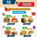 『美味しそうに見える食べ物の広告写真』の画像