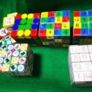 魔方陣発想力脳トレ研究完結 ねこパズル→Seek10→シュレねこパズル立体魔方陣