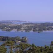嵐山展望台 ノンビリと静かに沖縄の島々を満喫!