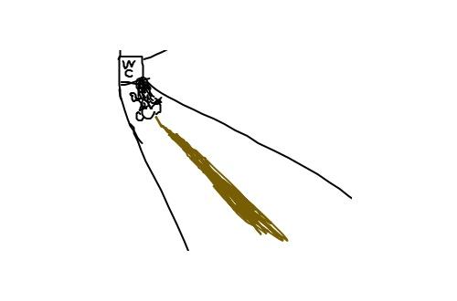 【誰の!?】新宿駅30m級うんこテロ、犯人は女子中学生?のサムネイル画像