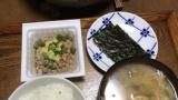 ガチニートの親が作った朝ご飯www(※画像あり)