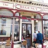 『Regency Restaurantでシーフードディナー』の画像