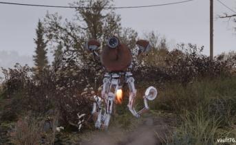 ランダムエンカウント「Mr.Prize-Bot」