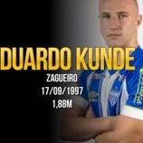 『【SC相模原】23歳ブラジル人DFエドゥアルド・クンデの加入を発表‼「グランド内外でチームの力に」』の画像