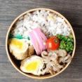 ◆菜の花と豚バラの旨塩炒め弁当