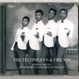 『The Techniques & Friends「Winston Riley's Rock Steady & Early Reggae 1968-1969」』の画像
