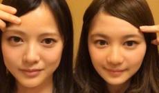 【乃木坂46】生田と白石が顔交換した結果