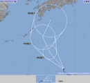超強力な台風18号 現在935hPaまで発達 勢力をさらに強めながら接近中