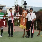 『重賞2勝の現役馬ドレッドノータスがくたばる』の画像