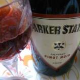 """『カリフォルニア赤ワイン~パーカー・ステーション・ピノ・ノワール """"カリフォルニア"""" [2009]』の画像"""