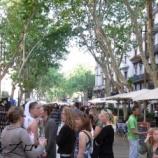 『スペイン バルセロナ旅行記9 ランブラス通りをずっと歩いてたらコロンブスの塔に辿り着いた』の画像