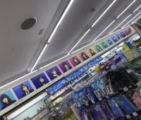 【欅坂46】ローソンの欅ちゃんコラボ店舗が本当に欅ちゃんだらけだな!