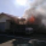 『火事!』の画像