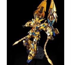 金色の不死鳥がリアルグレードで登場!「RG 1/144 ユニコーンガンダム3号機フェネクス(ナラティブVer.)」本日より予約受付開始!