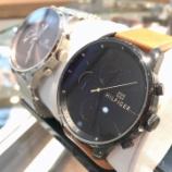 『【TOMMY HILFIGER】初めての時計で迷ったなら、試す価値あり!』の画像