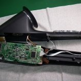 『カシオデジタルホーンDH-500 の配線修復とコンデンサ交換』の画像