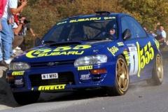WRC公式サイトで歴代インプレッサラリーカーの人気投票やってるよー!
