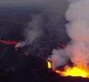 【動画】 アイスランドのバンダルブンガ火山 溶岩の大噴出が止まらない