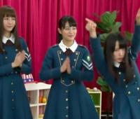 【欅坂46】乃木坂姉さんと「まなかもなかまんなかしりとり」をするも一発目で終了wwwww【生ドル】