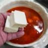 市販のキムチ鍋の素をもっと美味しく「鶏団子と春雨のキムチ鍋」&「鯛の塩焼き」