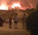【動画】中国で今度は天然ガス施設が爆発炎上