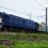 『【牽引試験】E493系+EF64-37が長野へ』の画像